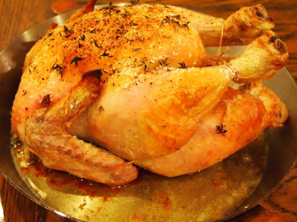 Thomas Keller's Perfect Roast Chicken | Mustard With Mutton