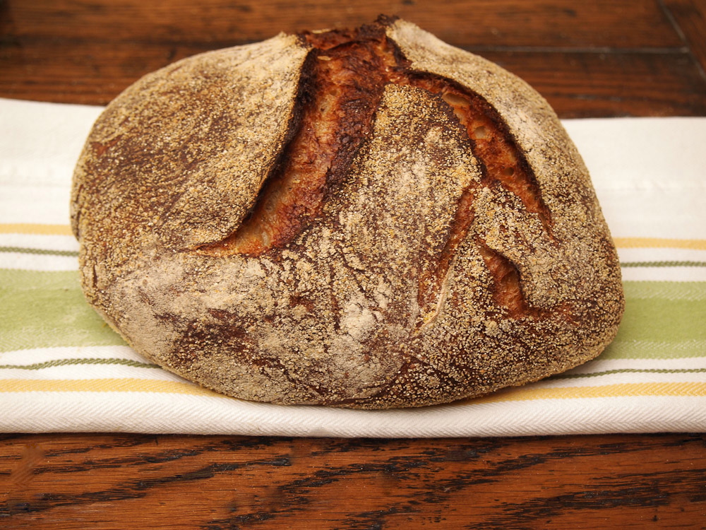 No Knead Bread – Artisan Bread From Your Home Oven | Mustard With ...