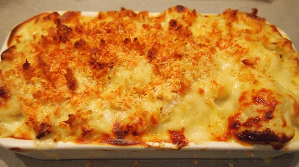 Cauliflower Gratin | Mustard With Mutton