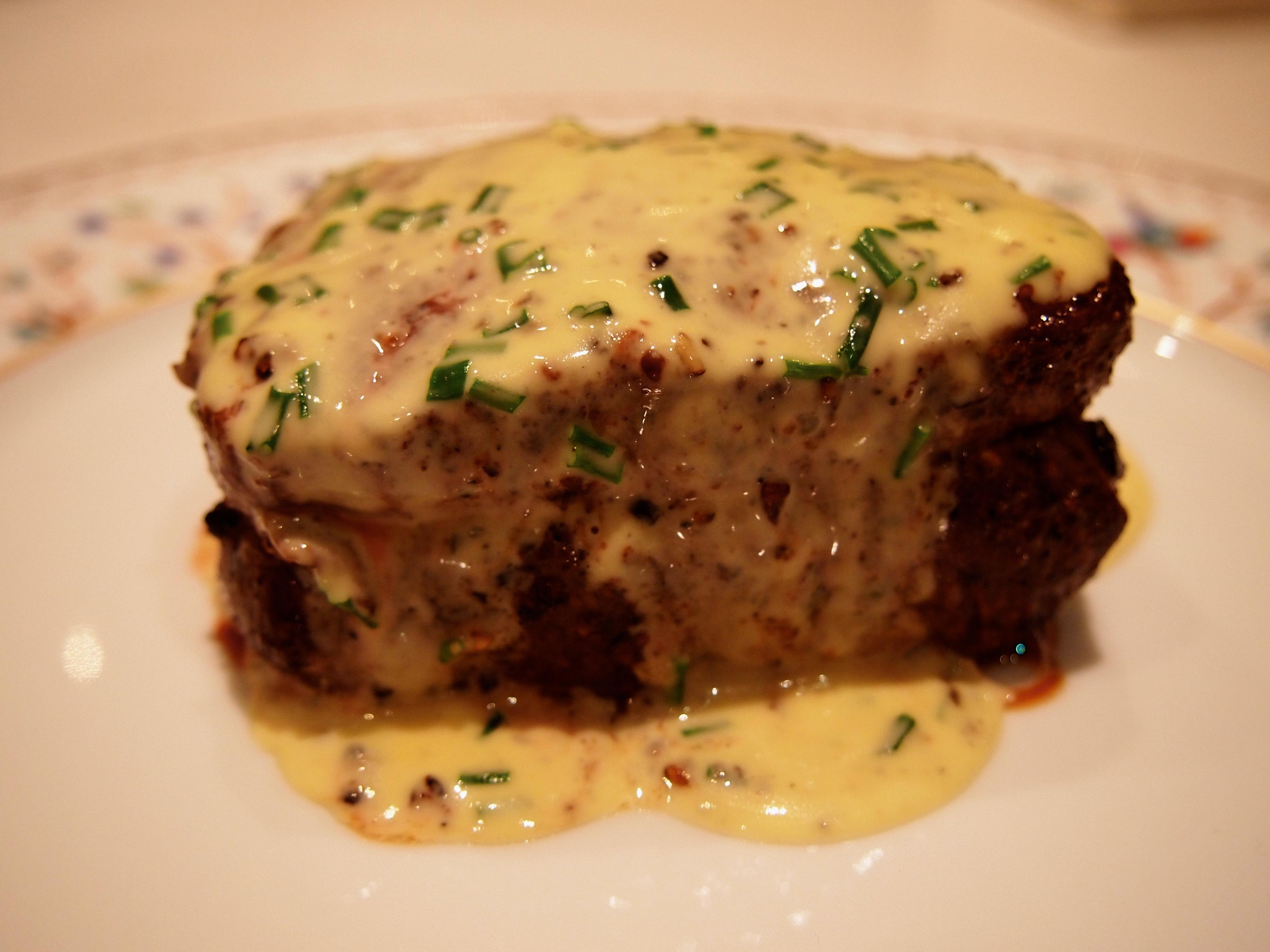 Бифштекс с яйцом рецепт пошагово в духовке