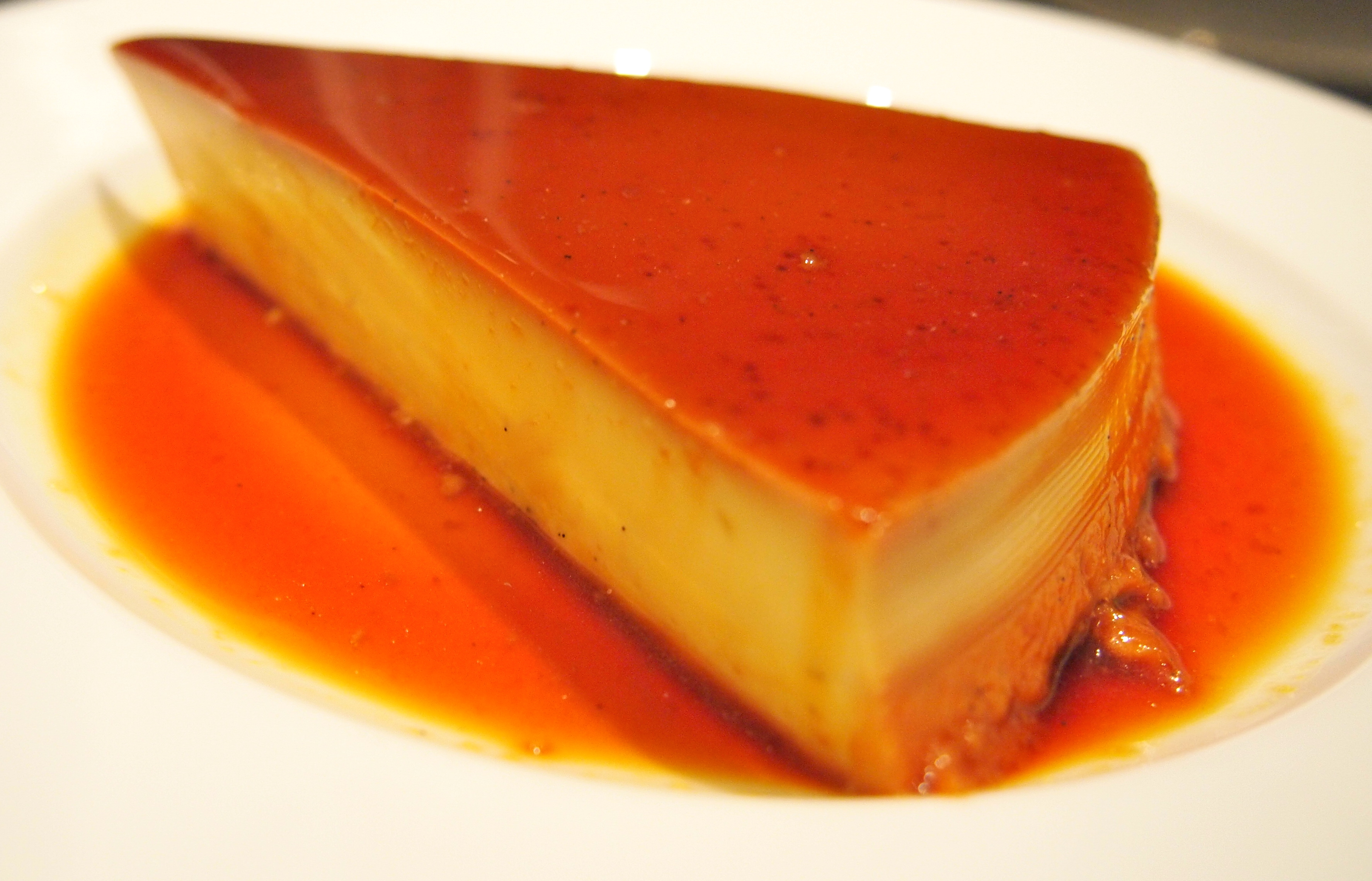 Crème Caramel – Custard & Caramel Heaven | Mustard With Mutton