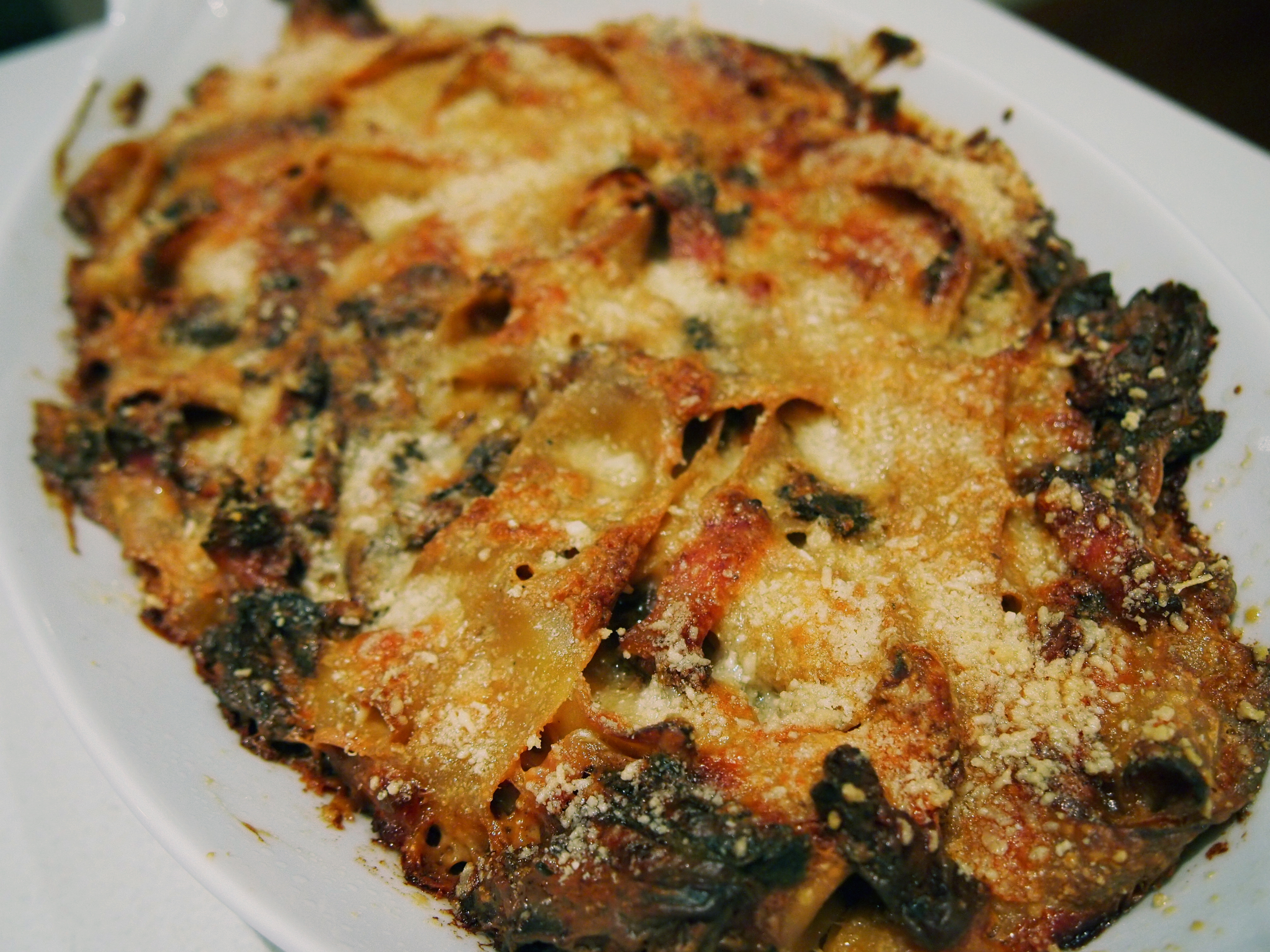 40 potato gratin with porcini potato and porcini gratin potato gratin ...