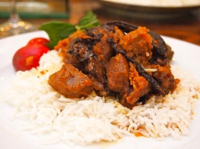 Khoresht Kadoo - Persian Lamb & Zucchini Stew
