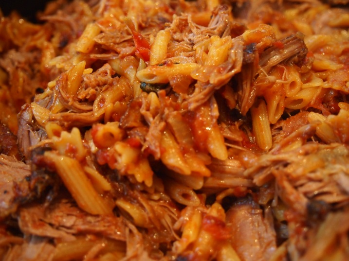 Rigas Lamb - Slow Cooked Lamb with Onions, Tomatoes & Pasta