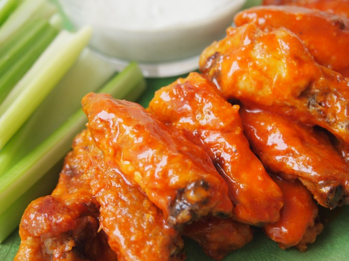 Ultimate Oven Baked Buffalo Wings