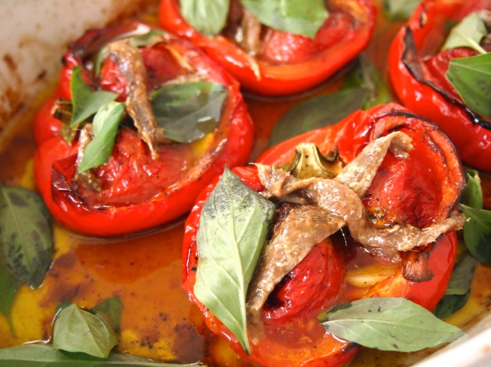 Simon Hopkinson's Piedmontese Peppers