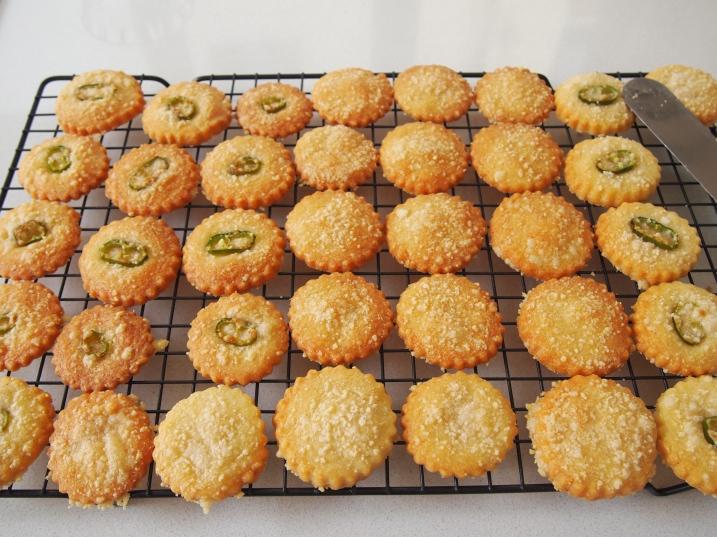 Simon Hopkinson's Parmesan Biscuits