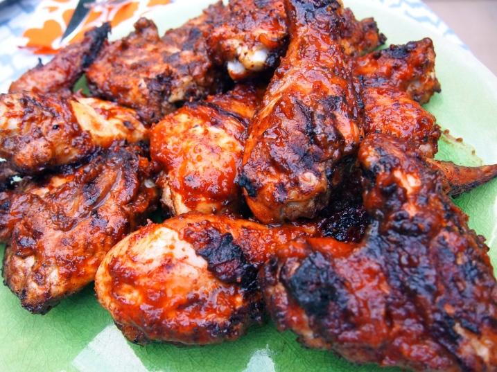 Finger Lickin Barbecue Chicken | Mustard With Mutton