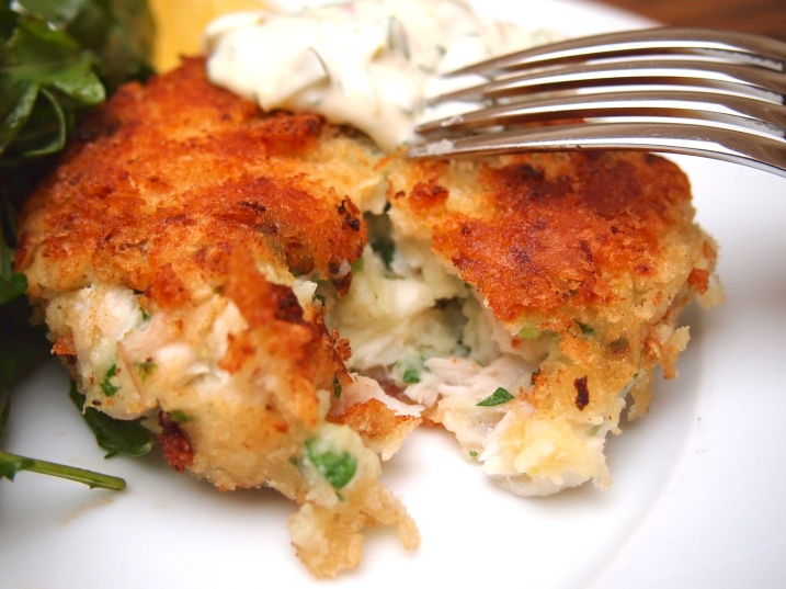 Traditional Fish Cakes with Tartar Sauce | Mustard With Mutton