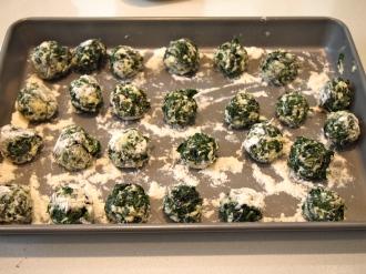 Ricotta & Silver Beet Gnocchi