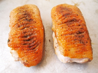 Roasted Duck Breasts