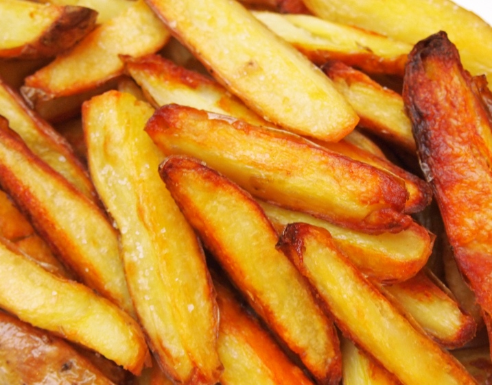 Perfect Oven Chips