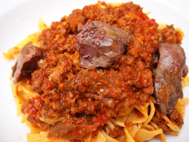 Best Ever Bolognese Ragu
