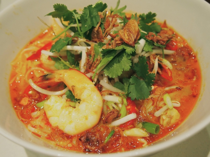 Curry Laksa - The Cheat Way
