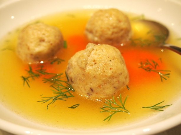 Ultimate Matzo Ball Soup from Scratch