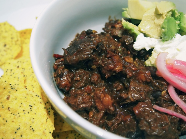 Ultimate Texas-Style Beef Chili
