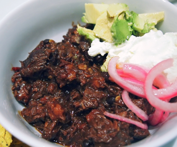 Texas-Style Beef Chili