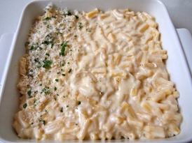 Heston Blumenthal Mac & Cheese