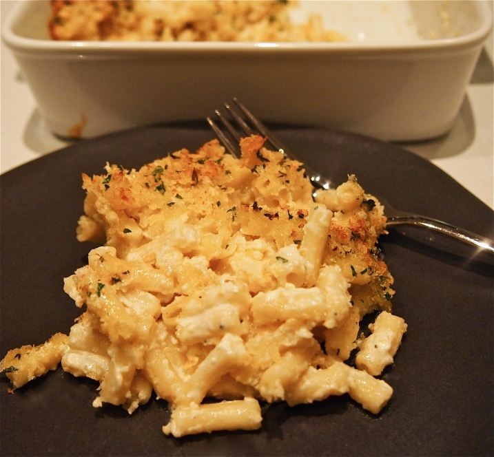 Heston Blumenthal's Macaroni & Cheese