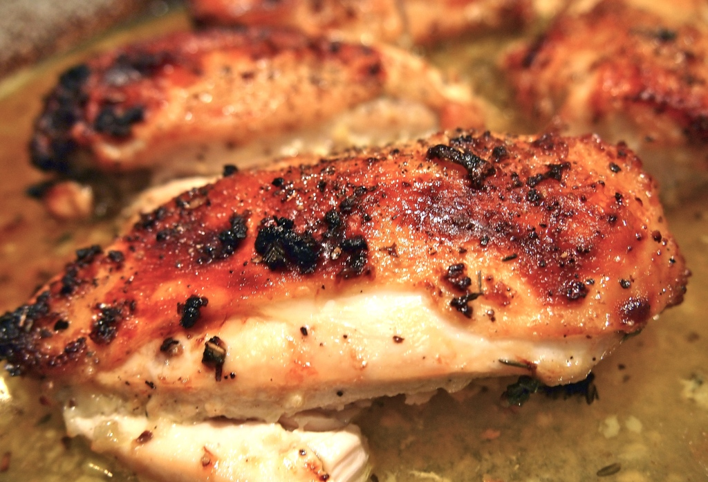 Ina Garten S Lemon Roasted Chicken Breasts The Most