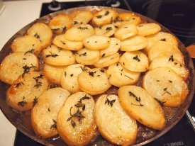Lamb & Potato Hot Pot