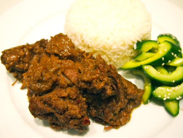 Ultimate Beef Rendang
