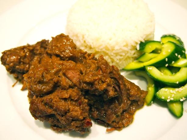 Ultimate Beef Rendang