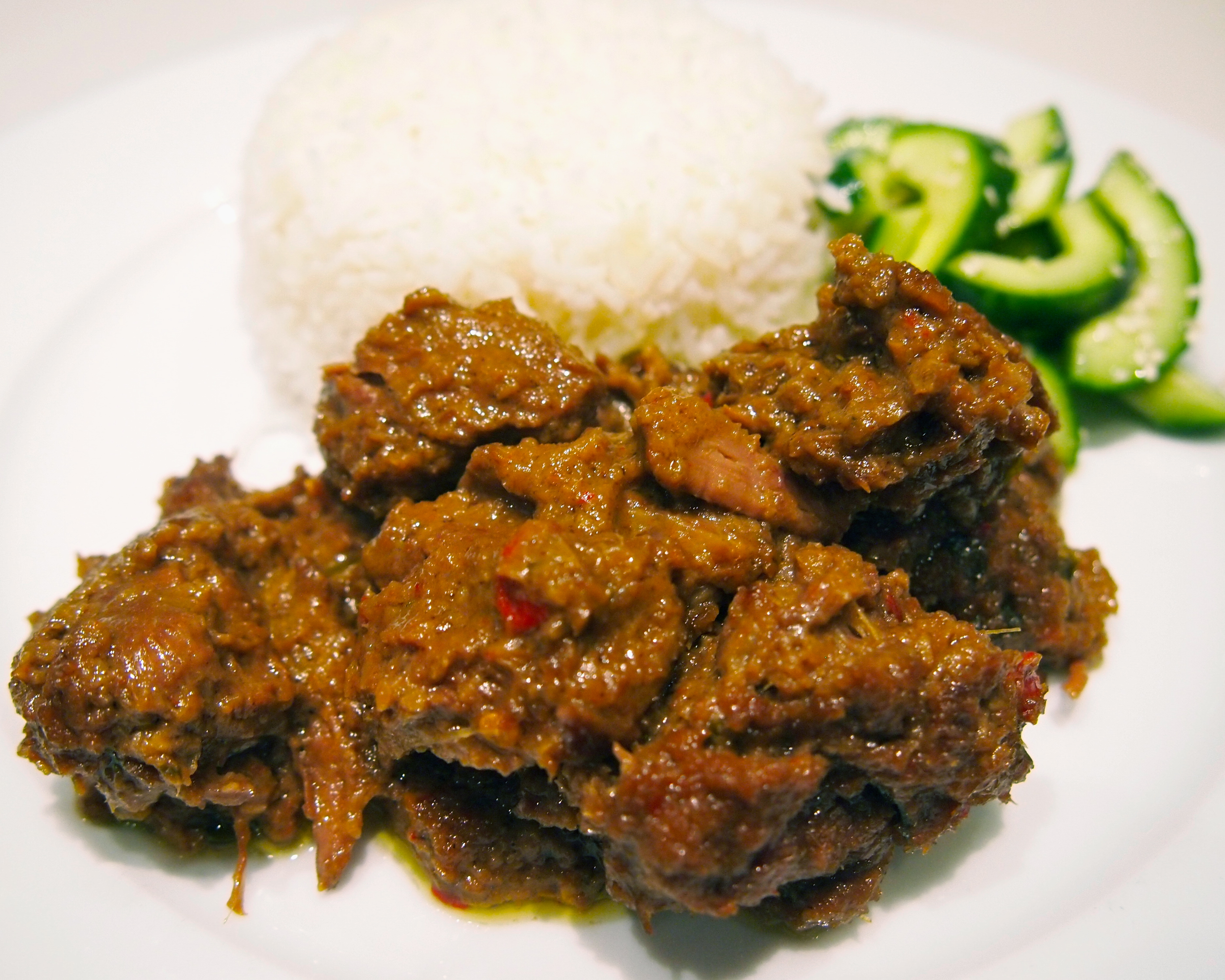 Best Ever Beef Rendang