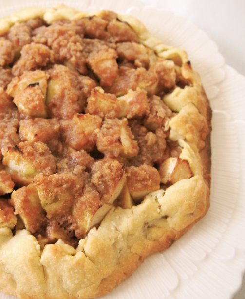 Ina Garten Shares Recipe For Perfect Homemade Croutons: Apple Crostata – The Simplest Apple Pie Ever