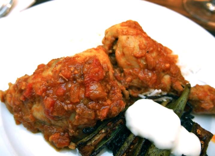 Rick Stein's Chicken Vindail Curry
