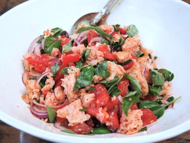 Ultimate Panzanella - Italian Bread & Tomato Salad