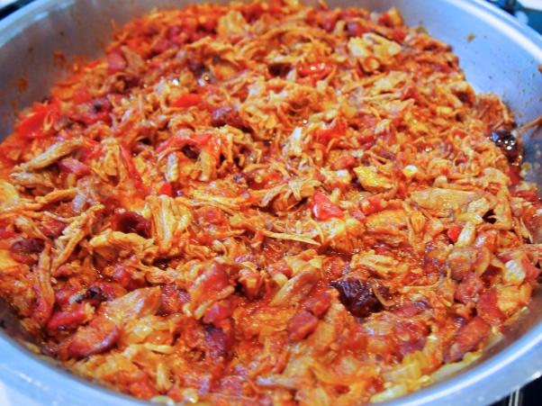 Pork Tinga - The Tastiest Taco Filling Ever
