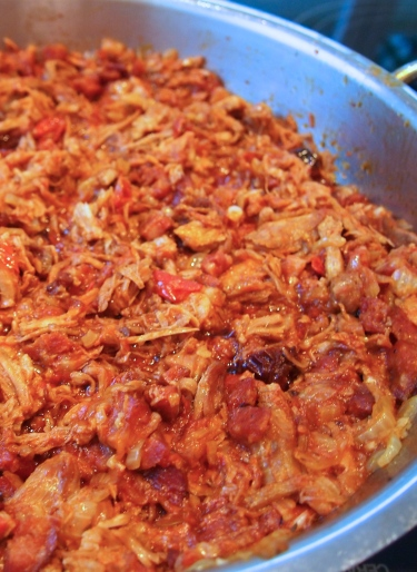 Pork Tinga - The Tastiest Taco Filling Ever