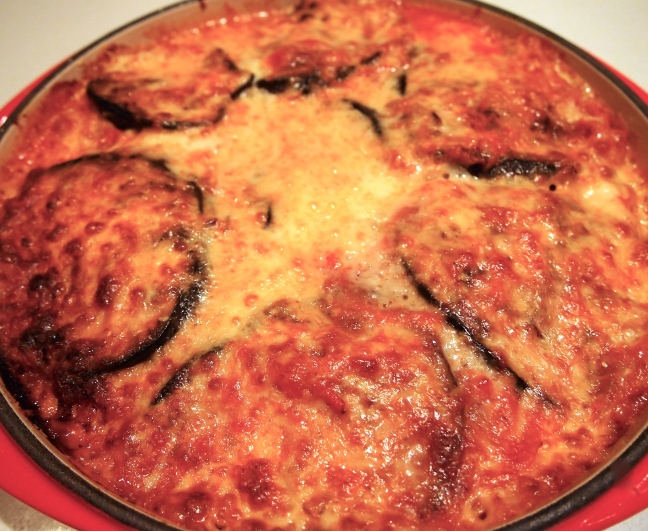 The Best Veal & Eggplant Parmigiana