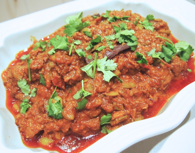 Ultimate Indian Lamb Curry
