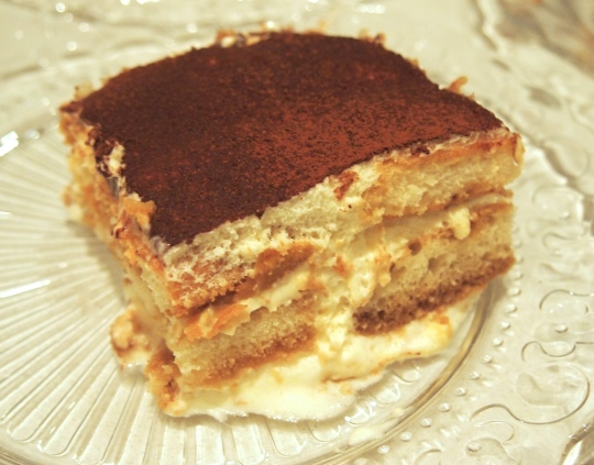 Best Ever Classic Tiramisu