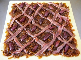 Best Ever Pissaladiere