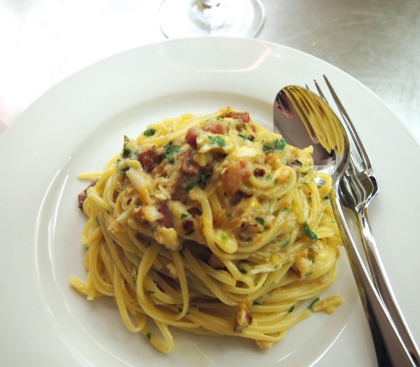 Best Ever Carbonara