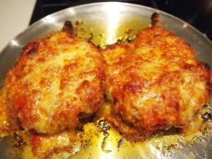 Best Ever Veal Parmigiana
