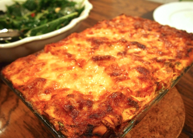 Ultimate Comfort Food - Sausage Meatball Lasagna