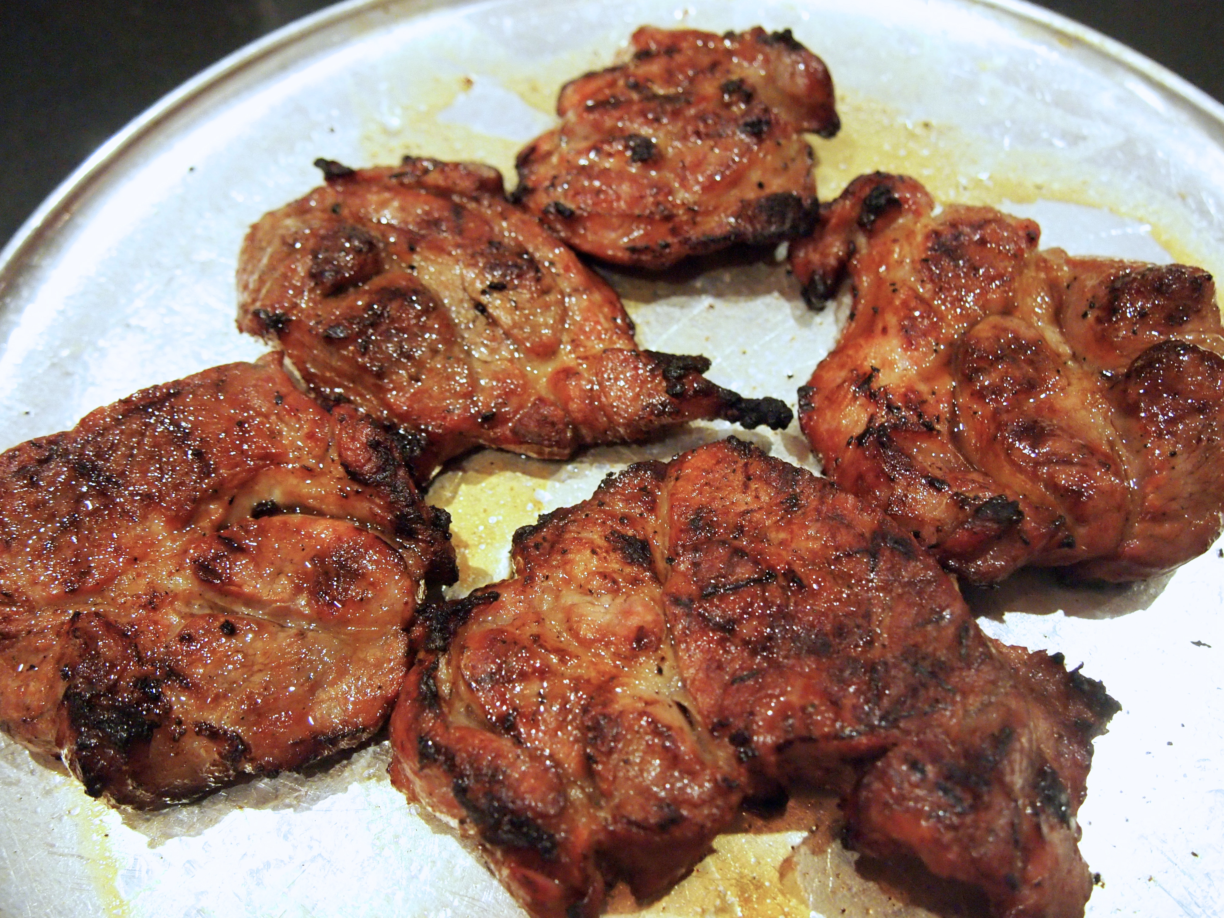 Neck pork recipes