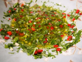 Ottolenghi's Marinade for Eggplant
