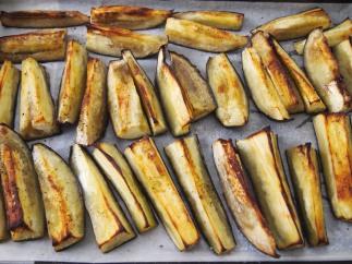 Ottolenghi Eggplant