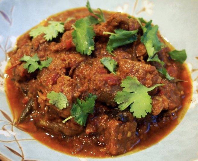 Beef Nadan Curry