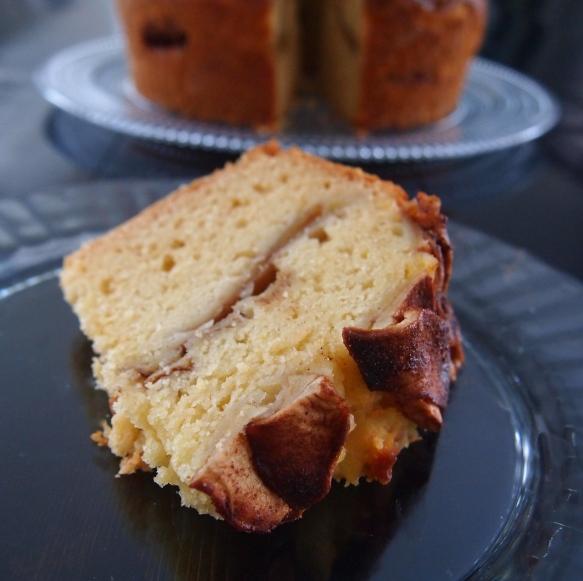 Best Ever Apple Cake