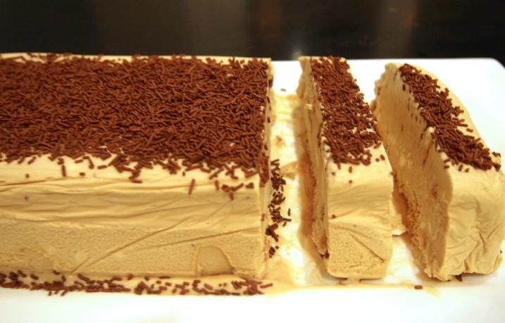Chocolate & Coffee Semifreddo
