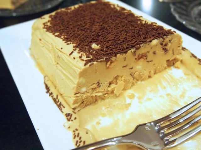 Easy Chocolate & Coffee Semifreddo