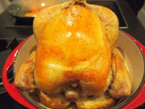 Standard Grill's Million Dollar Roast Chicken