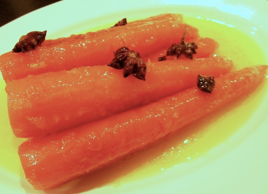 Tom Keridge's Star Anise Braised Carrots