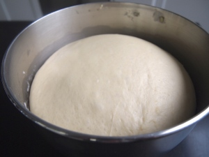 Dough for Asian Milk Bread